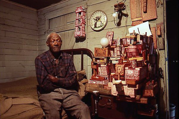 Zebedee Armstrong and his works