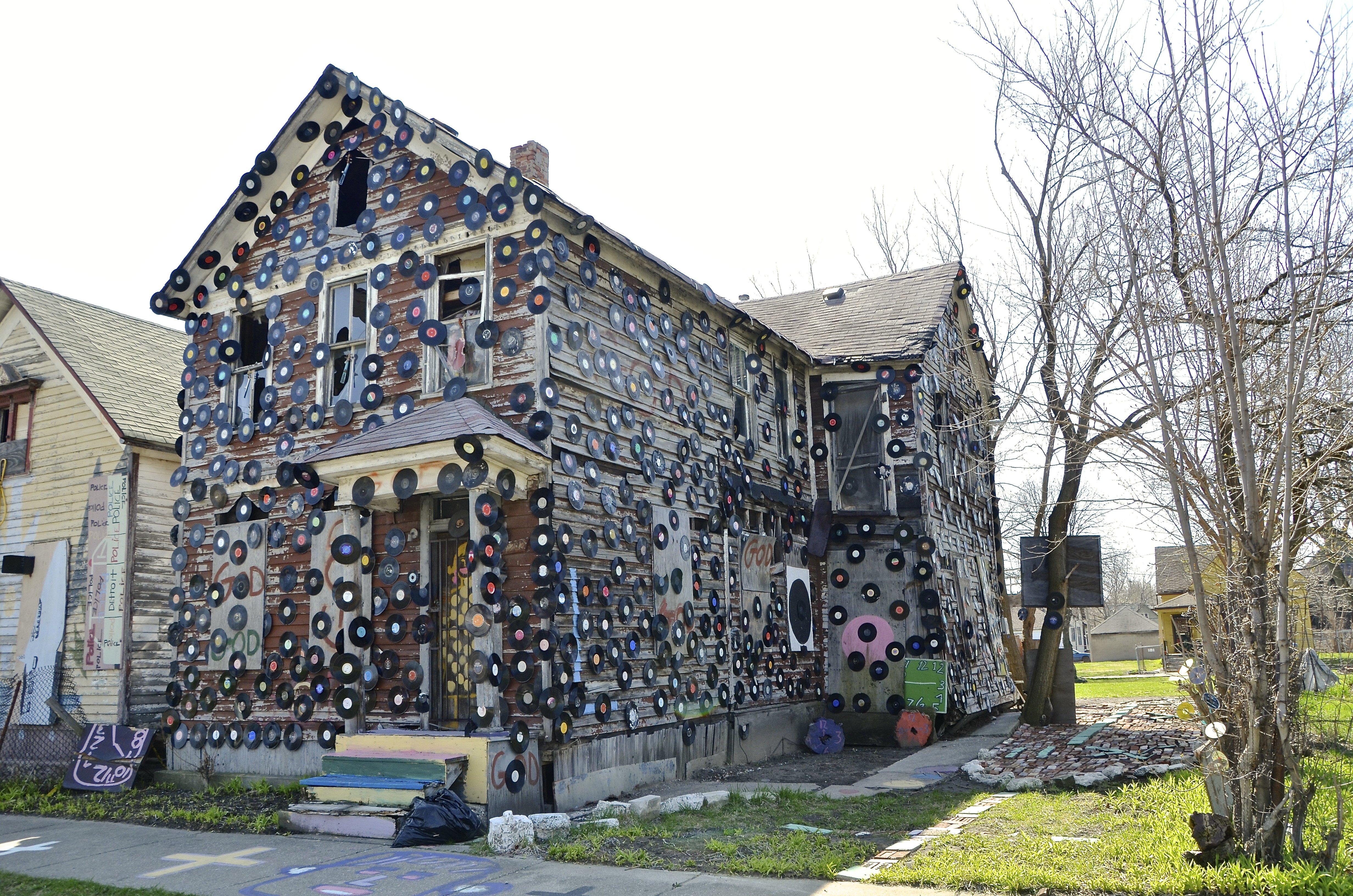 House of Soul © Heidelberg Project