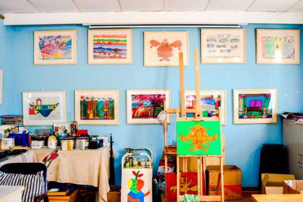 NANJING OUTSIDER ART STUDIO