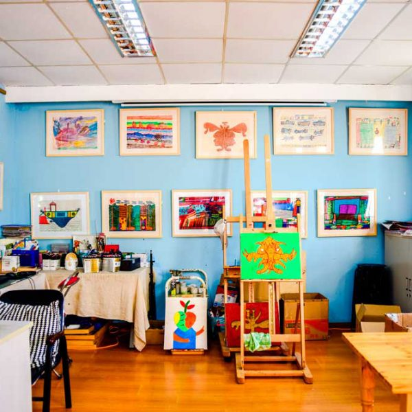 NANJING OUTSIDER ART STUDIO
