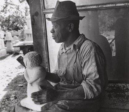 William Edmondson and his work