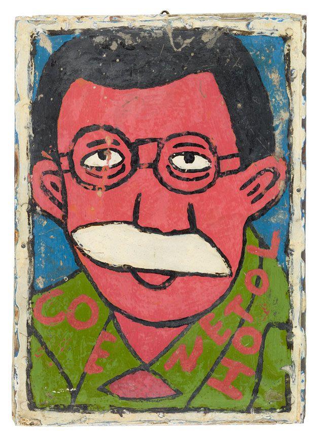 Coenho Etol, 1992 © Collection de l'Art Brut, Lausanne