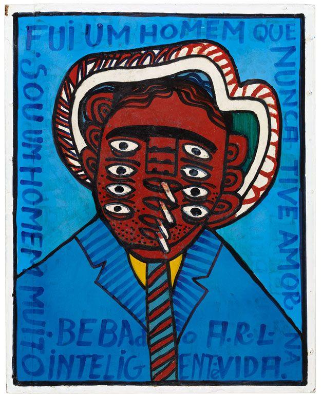 Bebado, u.d. © Collection de l'Art Brut, Lausanne