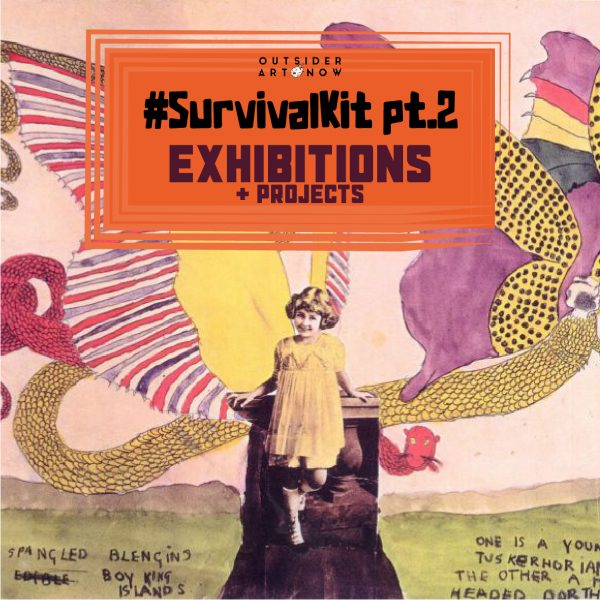 #SurvivalKit – Part 2: EXHIBITIONS & PROJECTS