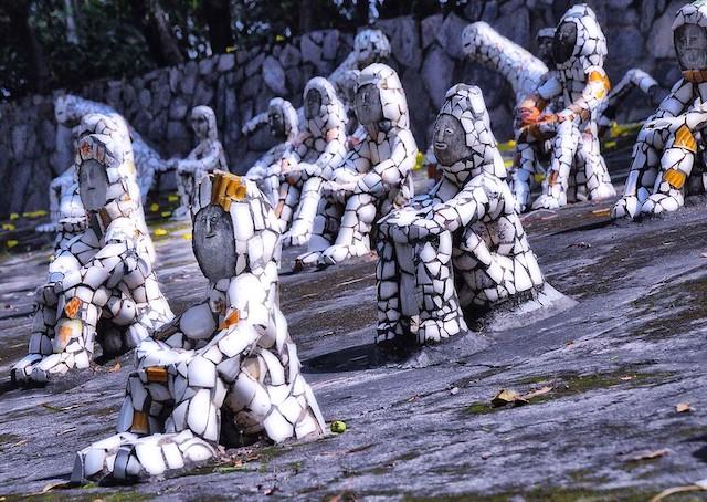 Nek Chand, Rock Garden, Photo © Rod Waddington (via Flickr)