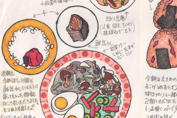 ITSUO KOBAYASHI: food love before any #foodporn