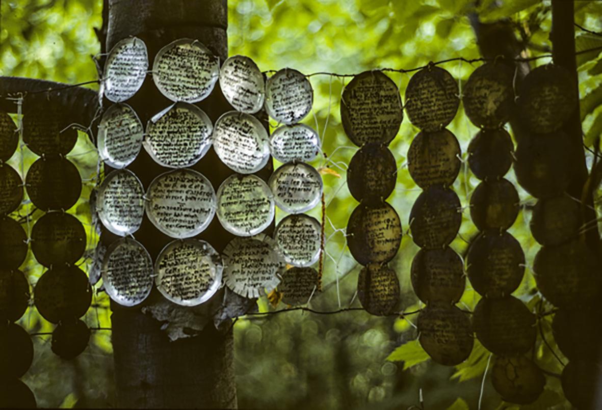 Armand Schulthess, The Encyclopedic Garden, Auressio, Tessin, Photo © Hans-Ulrich Schlumpf