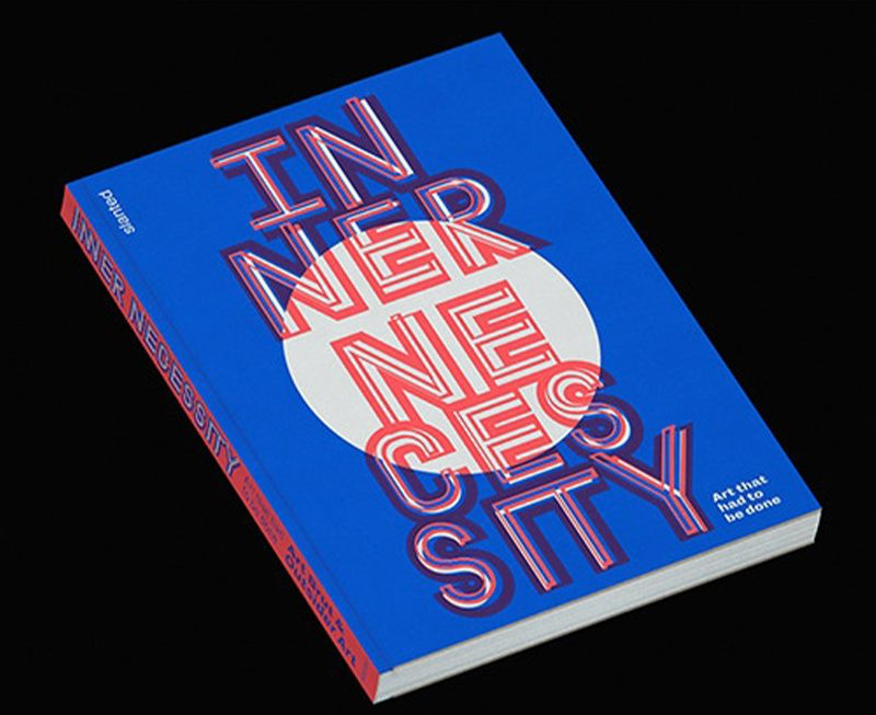 """INNER NECESSITY: """"a book"""" that had to be done"""